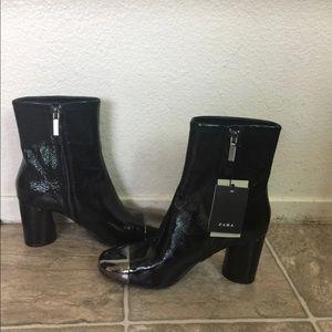 NWT ZARA Boots